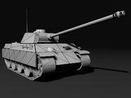 WF Render Panther NoSkin
