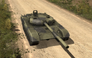 WRD Ingame T-80A