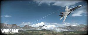 WargameALB F14 Wallpaper