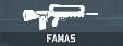 WAB Icon FAMAS
