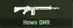 WRD Icon Howa DMR