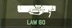 WRD Icon LAW 80