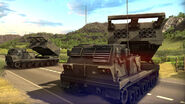 WALB Artillery M270