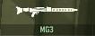 WRD Icon MG3 LMG