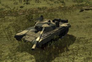 WRD Ingame T-72B Obr 1989