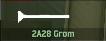 WRD Icon 2A2B Grom