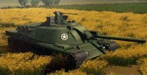 MBT-70 ingame
