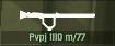 WRD Icon Pvpj 1110 M77