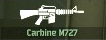WRD Icon Carbine 727