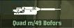 WRD Icon Quad m49 Bofors