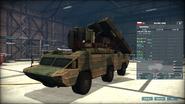 WAB Armory 9K33M3 Romb
