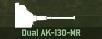WRD Icon Dual AK-130-MR