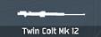 WAB Icon Twin Colt Mk 12