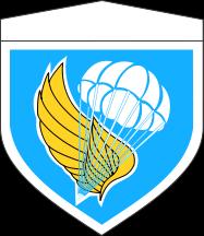 WRD 1st Airborne Brigade Japan insignia