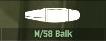 WRD Icon M58 Balk