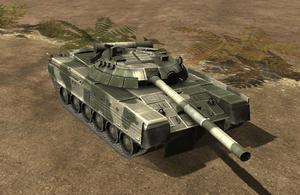 WRD Ingame T-80U