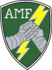 Allied Mobile Force Insignia