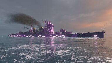 Myoko Class Cruiser