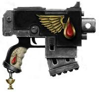 BA Bolt Pistol