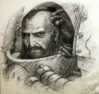 1st Cpt. Calas Typhon sketch