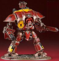 Knight Warden Fortitude