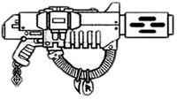Melta Gun Forgebite Pattern