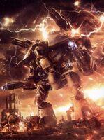 Warlord Titan Calth2