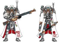 Metalica Rangers