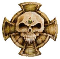 Crux Terminatus badge 2