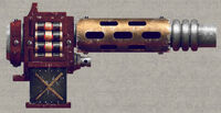 Phosphor Blaster