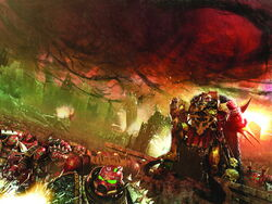 The World Eaters and Angron