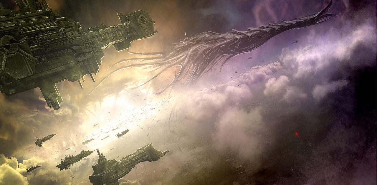 Endless Space Races Vs Warhammer 40000 Page 4 Spacebattles Forums