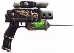 Executioner Pistol updated