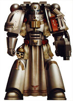Justicar Aegis Power Armour