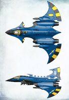 Alaitoc Hemlock Wraithfighter