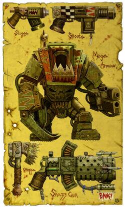 Ork Equipment