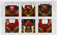 Brazen Beasts Squad Markings