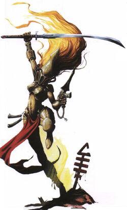 Howling Banshee Aspect Warrior