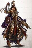 Female Inquisitor2-Ordo Hereticus