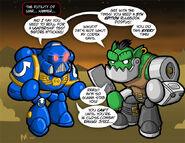 Lil Formers Warhammer by MattMoyl