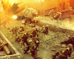 Death Guard Loyalists