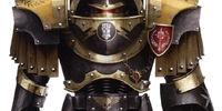 Cataphractii Pattern Terminator Armour