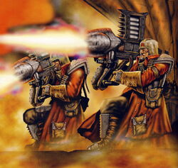 Sallan 11th Infantry Reighner's Squad
