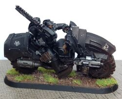 RG Legion Mark IV Outrider Assault Bike