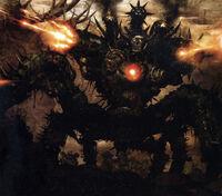 Plagued Chaos Defiler