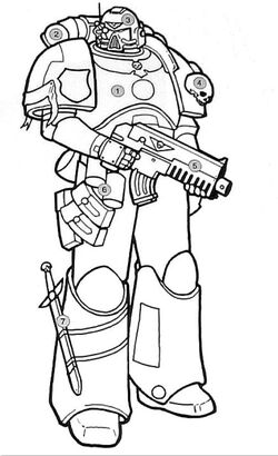 SpaceMarinePowerArmour