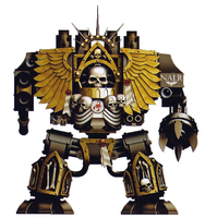 Venerable Dreadnought Chaplain Nair