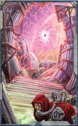 Warp Gate