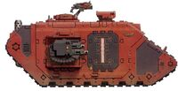 Inquisition Land Raider Prometheus