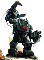 Goff Nob Mega-Armour
